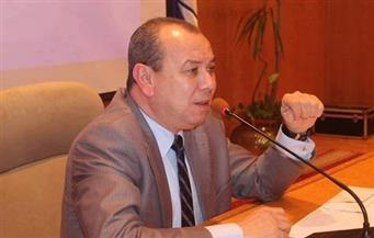 محافظ دمياط يفتتح منفذ السلع الغذائية بشارع سعد زغلول