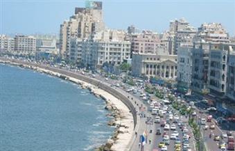 محافظة الإسكندرية تبدأ الرفع المساحي للطريق الدائري