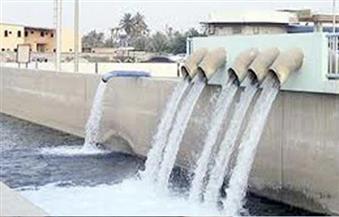 """""""مياه الفيوم"""" توقف العمل في محطة مياه """"طامية"""" بسبب ارتفاع نسبة التعكير والسيول"""