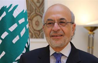 وزير الزراعة اللبناني: مصر ستستورد 50 ألف طن تفاح من لبنان