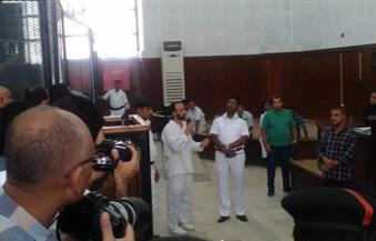 """تأجيل محاكمة عناصر تنظيم """"أنصار بيت المقدس"""" لجلسة 29 أكتوبر"""
