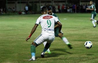المصرى يؤدى مباراتين  أمام فريق الشباب استعدادًا للمقاصة