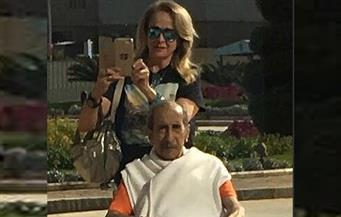 نجلاء فتحي: حمدي قنديل غادر المستشفى ويتماثل للشفاء