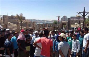 متحف النيل بأسوان يستقبل طلاب جامعات مصر