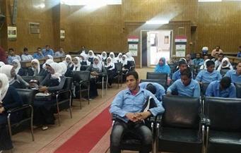 بالصور ....المشروعات القومية ومستقبل التنمية بالوادي الجديد فى ندوة إعلامية بمركز النيل