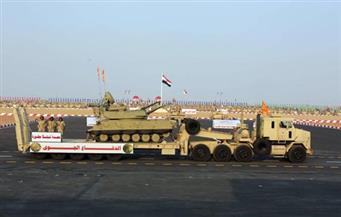 بينها معدات شاركت بالحرب.. ننشر تفاصيل الأسلحة المشاركة في عرض انتصار أكتوبر أمام الرئيسين السيسي والبشير