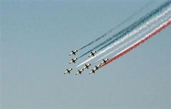 عروض بحرية وجوية احتفالا بالذكرى الـ 43 لانتصارات أكتوبر المجيدة
