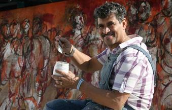 """رجال من التاريخ"""" في معرض الفنان جمال مليكة بالأوبرا"""