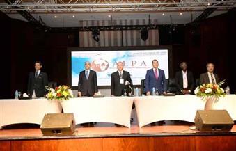 """افتتاح مؤتمر """"ألبا"""" لرعاية مرضى الكبد.. وشيحة: يبعث رسالة إلى البرلمانيين الأفارقة لمواجهة الفيروسات الكبدية"""
