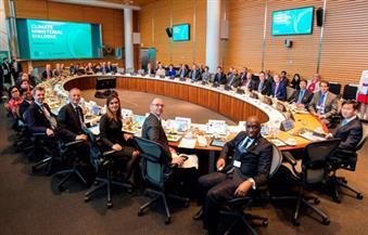 """وزيرة التعاون الدولي تناقش مع وزير الاقتصاد السويسري دعم مشروع """"إزالة الألغام"""""""