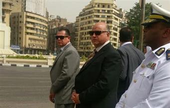بالصور.. استنفار أمني على كافة محاور العاصمة.. ومدير الأمن يشدد علي تكثيف التواجد الشرطي ورجال المرور