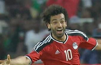 """""""فرانس فوتبول"""" تختار محمد صلاح ضمن التشكيلة المثالية للاعبين الأفارقة"""