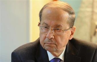 الرئيس اللبناني يستقبل عمرو موسى