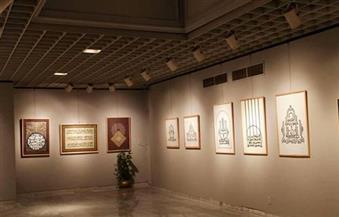 بالصور..افتتاح معرض الآلات القديمة والخط العربي ضمن فعاليات مهرجان الموسيقى العربية
