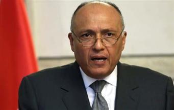 شكري لمستشار الأمن القومي الألماني: مصر عازمة على اتخاذ الإجراءات اللازمة لتفعيل الإصلاح الاقتصادي