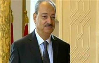 النائب العام يغادر مطار شرم الشيخ متوجها إلى القاهرة