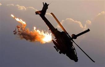 مقتل 4 عسكريين في تحطم مروحية عسكرية في أوكرانيا