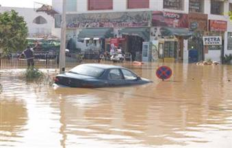 اتحاد الصناعات يرسل قوافل إغاثة للمدن المتضررة من السيول