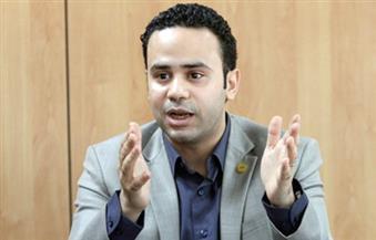 """محمود بدر: البرادعي كان يعلم أن اعتصام رابعة مسلح وما ذكره فى بيانه اليوم """"كذب"""""""