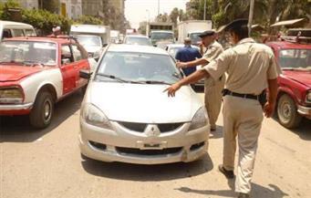 ضبط 6 سائقين تحت تاثير المخدرات في حملة أمنية بمطروح