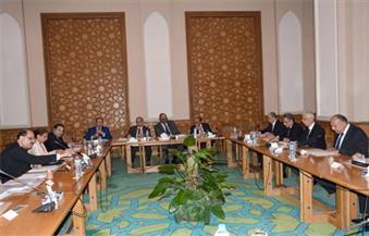 وزير الخارجية يترأس اجتماع مجلس إدارة الوكالة المصرية للشراكة من أجل التنمية