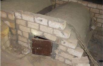 الداخلية: الإخوان ينتهكون حرمة المقابر.. وضبط بؤرتين للأسلحة والمتفجرات بالفيوم