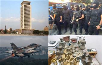 اختطاف تاجر.. تهريب آثار للسعودية.. إدانة مصرية.. اختراق إسرائيلي بنشرة الثالثة