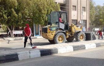 بالصور.. محافظ الوادي الجديد: شبابنا يرفض دعوات التخريب والمحافظة تتجمل في 11 نوفمبر