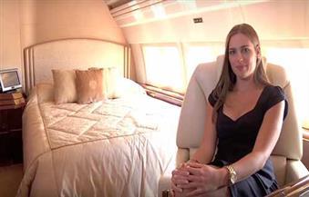 بالفيديو.. جولة داخل طائرة ترامب الذهبية الأكثر رفاهية في العالم