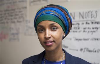 أول مسلمة محجبة تدخل مجلس النواب الأمريكي