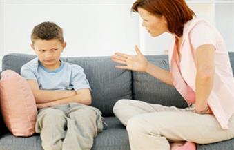 دراسة تحذر: التربية القاسية تؤثر على دماغ طفلك