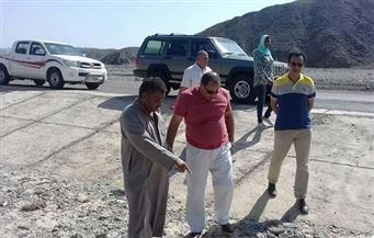 بالصور.. محافظة البحر الأحمر تعلن حالة الطوارئ لمواجهة السيول بعد تحذيرات الأرصاد