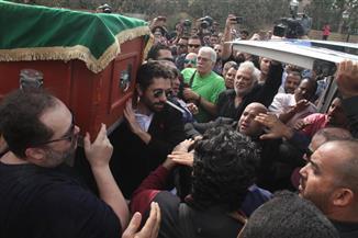 نقابة الصحفيين ناعية محمود عبدالعزيز: فقدنا أهم وأبرز ممثلي السينما