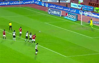 محمد صلاح يحرز الهدف الأول في مرمى غانا بتصفيات كأس العالم