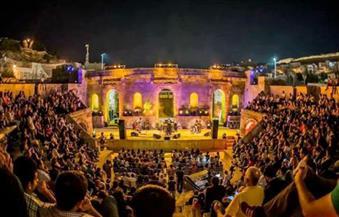 مصر تشارك في الدورة 24 لمهرجان الأردن المسرحي