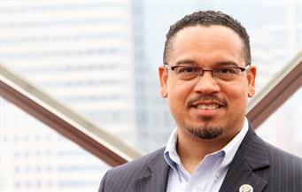 أول مسلم ينتخب عضوا في الكونجرس يتلقى دعما لترشيحه رئيسا للحزب الديمقراطي في أمريكا
