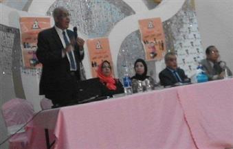 """""""قومي المرأة"""" يستمر في حملاته التوعوية للنساء لحثهن على المشاركة في انتخابات المجالس المحلية"""