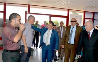 رئيس جامعة بورسعيد يفتتح مؤتمرًا للعلوم الحيوية والصحة الرياضية بكلية التربية الرياضية