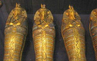 ضبط شخصين وبحوزتهما 30 قطعة فرعونية بطريق الكريمات بالجيزة