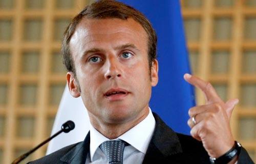 في خطاب التنصيب ماكرون يعد بـإعادة بناء أوروبا وإنعاشها