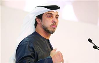 """منصور بن زايد يفتتح معرضي """"سيال الشرق الأوسط"""" و""""أبوظبي الدولي للتمور"""""""