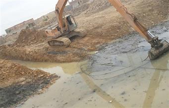 محافظ الفيوم يؤكد استكمال أعمال تطهير مخرات السيول