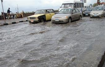 """ارتفاع الأمواج 3 أمتار.. نوة """"المكنسة"""" تغلق بوغازى الإسكندرية والدخيلة لليوم الثانى على التوالي"""
