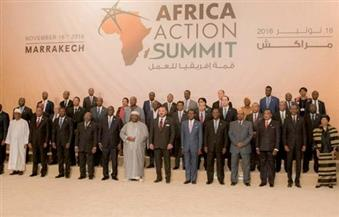 قادة الدول الإفريقية تُصدر إعلان القمة الأولى للعمل من مراكش