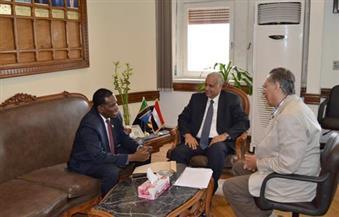 بالصور.. جامعة الإسكندرية توقع اتفاقيات تعاون مع 5 جامعات تنزانية