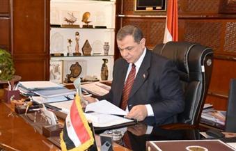 """""""سعفان"""" يناشد العمالة المصرية بالأردن عدم التعامل مع السماسرة لتجديد تصاريح العمل"""