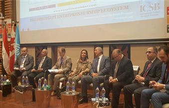 """وزيرة التعاون الدولى تفتتح قمة """"ريادة الأعمال ومستقبل مصر"""" بالغردقة"""