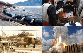 إصابة أمين شرطة.. تحرك جزر رئيسية.. التحدي الأوروبي.. تقاسم الموصل بنشرة السادسة