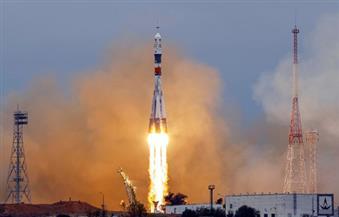 انطلاق صاروخ يحمل طاقما جديدا إلى محطة الفضاء الدولية