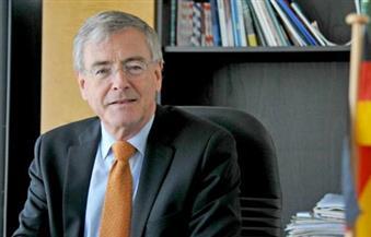 """السفير الألماني من الغرفة التجارية بالإسكندرية: """"الصادرات لمصر 6 مليارات يورو سنويًا"""""""
